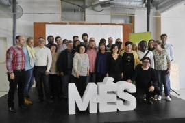 Abril y Busquets, en sustitución de Barceló y Santiago, son los nuevos coportavoces de Més per Mallorca