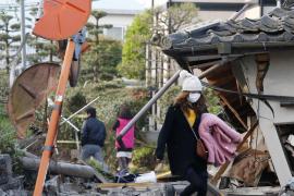 Dos terremotos en Japón causan más de 30 muertos y miles heridos