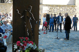 Porreres recuerda a los republicanos asesinados durante la Guerra Civil