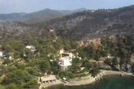 Socías señala que no hay indicios suficientes sobre la autoría del incendio de Benirràs