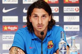 Barça y Milan no llegan a un acuerdo sobre Ibrahimovic