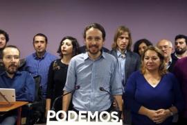 Más de un tercio de los inscritos de Podemos participa en la consulta sobre el pacto PSOE-Ciudadanos