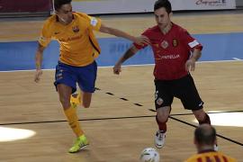 Remontada del Palma Futsal ante el Barça