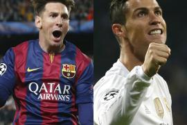 Un estudio tasa a Messi en 141 millones y a Cristiano Ronaldo en 101