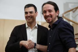 La consulta de Podemos dice 'no' a un Gobierno basado en el pacto PSOE-Ciudadanos
