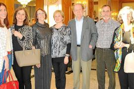 Concierto solidario en el Hotel Valparaiso