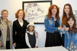 Exposición de Natasha Hall en Galería Vanrell
