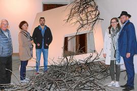 Exposición de Guillem Nadal en el Casal Solleric