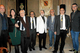 Francesc Xavier Mulet, nuevo académico de la Reial Acadèmia de Sant Sebastià