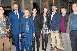 Presentación de Spiritual Mallorca en el Claustre de Sant Francesc