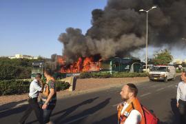 Al menos 16 heridos por la explosión en un autobús en Jerusalén