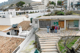 El Ajuntament de Pollença planea comprar Balaixa y devolver a Cala Barques su esplendor turístico