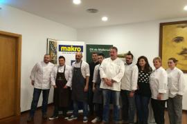 Concurso de tapas Oleotapas 2016 Oli de Mallorca