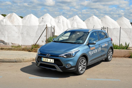 Hyundai i20 Active: La versatilidad bien presentada