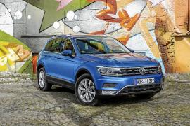 Volkswagen presenta el nuevo Tiguan en Berlín