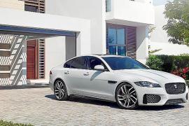 El Jaguar XF recibió un nuevo galardón