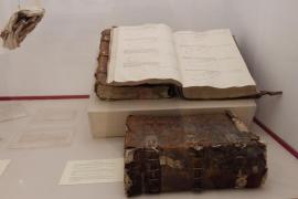 El archivo municipal de Palma acoge una exposición de sus diferentes tipos documentales