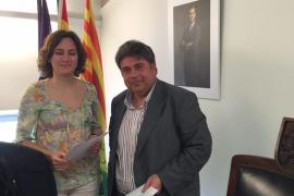 Convenio de colaboración entre los ayuntamientos de sa Pobla y Búger