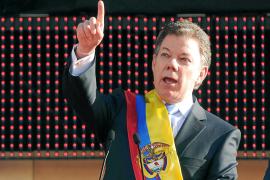 Las FARC, instruidas por ETA, planeaban atentar contra Santos en su investidura