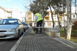 El Ajuntament adjudica la limpieza de las calles por 900.000 euros al año