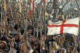 Solo 4.000 personas podrán presenciar la batalla final del Firó