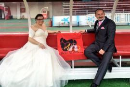 Una boda de lo más mallorquinista