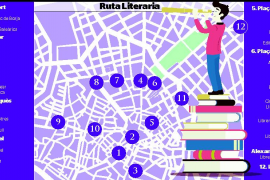 Sant Jordi, participativo y por Ramon Llull