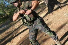 El yihadista detenido en Son Gotleu estaba acelerando su formación militar