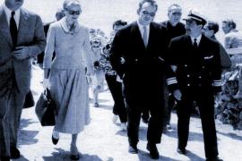 60 años de una luna de miel en Mallorca