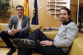 Mensaje de la cúpula de Podemos: «Los puentes con el PSOE están rotos; a las urnas»