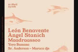 Ágel Stanich, Yoyo Banana y León Benavente actúan en La Red
