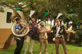 El swing de Monkey Doo suena en Santa Maria