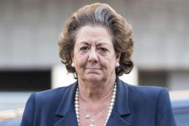 El juez pide al Tribunal Supremo que impute a Rita Barberá por blanqueo
