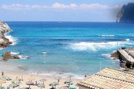 Cala Sant Vicenç luchará para convertirse en reserva marina