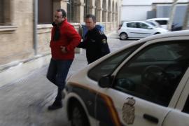 Trasladan de Palma a Madrid a otro policía local encarcelado