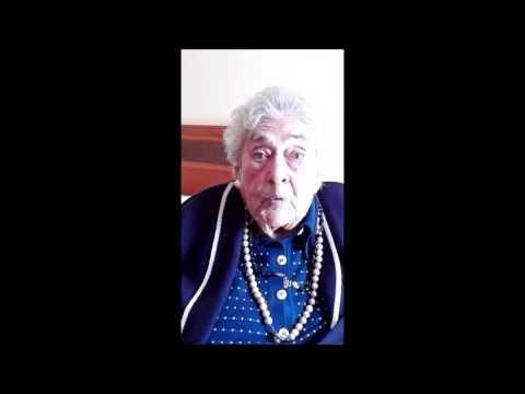 Antònia Munar, de 92 años, pide a Hila que no destruya el monumento de sa Feixina