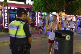 Calvià reorganiza su Policía Local