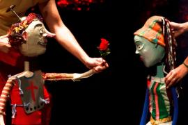 Es Bruix Teatre lleva 'El drac i la princesa' al Teatre de Vilafranca