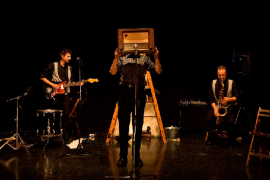 'El gust és nostre', un original espectáculo que recala en Porreres
