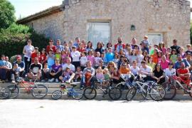 Lloseta organiza la XIX 'Passejada Solidària en bicicleta'