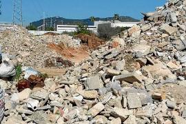 Mil toneladas de escombros recicladas para obras públicas
