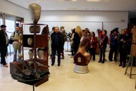 Santa Maria inaugura los actos de la Fira 2016 con la Nit de l'Art