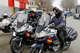La policía detiene a los atracadores de un estanco de la calle Joan Alcover