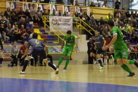 El Palma Futsal falla en Antequera
