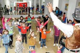 Jornada de hermandad de los colegios de Sant Mateu, Santa Agnès y Buscastell