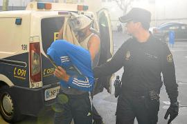 Prisión para los dos atracadores del estanco de la calle Joan Alcover, en Palma