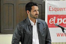 Juanjo Martínez, nuevo coordinador de EU: «La izquierda no ha estado a la altura tras el 20-D»