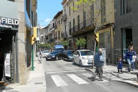 La restricción de tráfico en la calle Joan Lliteres, a debate
