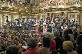 La Simfònica hace historia en la Sala Dorada del Musikverein de Viena
