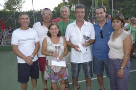 X Trofeo de tenis y pádel Ultima Hora
